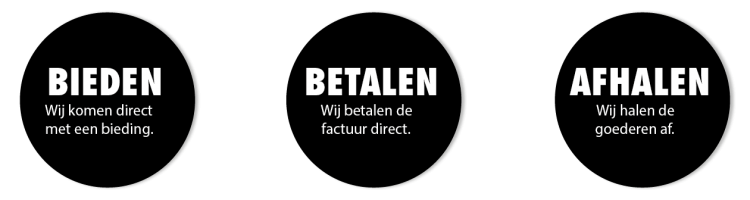 Button bieden betalen afhalen horizontaal-1